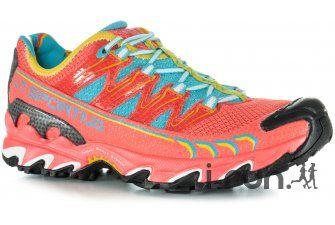 La Sportiva Ultra Raptor W - Chaussures running femme running Trail La Sportiva Ultra Raptor W