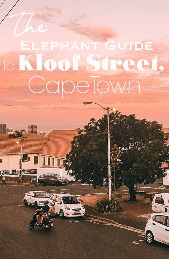 Kloof Street Restaurants | Cape Town Travel Tips | South Africa