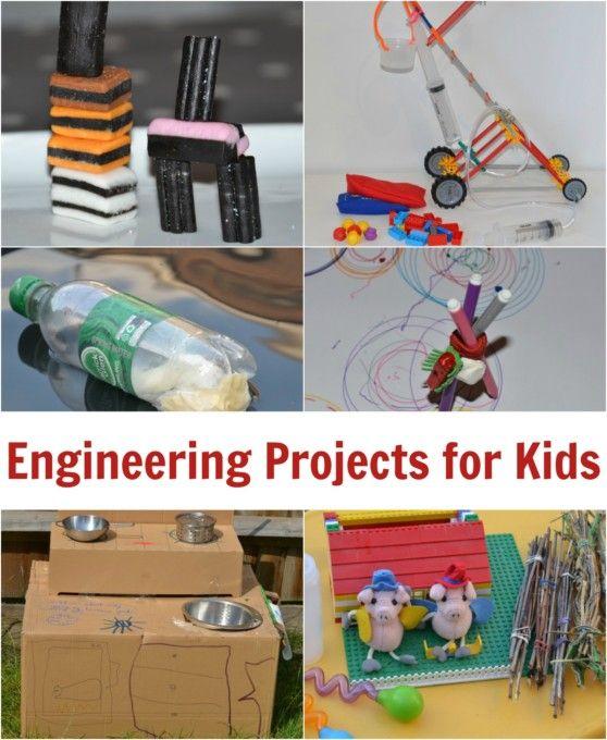 Best 25 High School Stem Activities Ideas On Pinterest: 173 Best Engineering For Kids. Preschool And Up: STEM