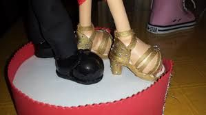 Resultado de imagen de fofuchas bailarinas de salsa