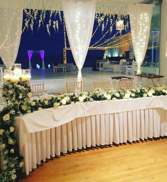 WEDDING FLOWERS GREECE