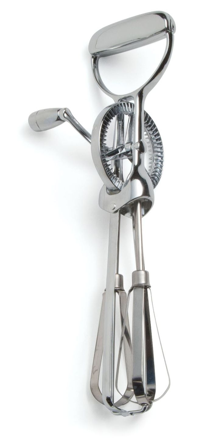 Rotary Whisk Stainless Steel  - David Mellor Design