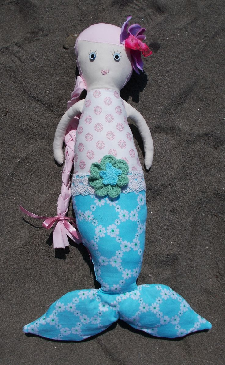 Sweet Dreams Mermaid Doll