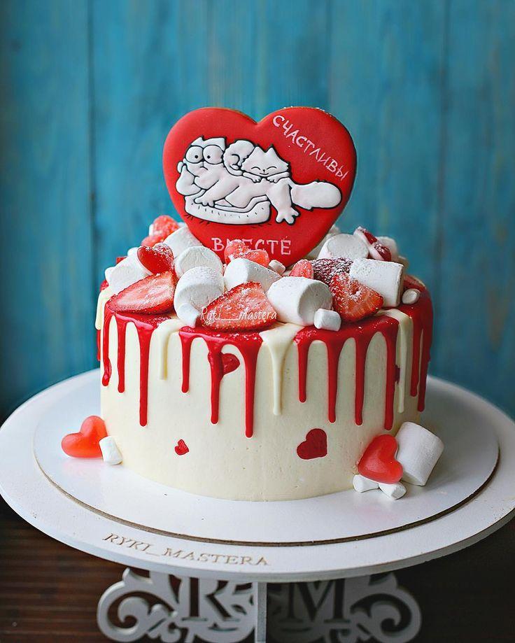 И снова влюблённые котЭ между прочим это свадебный тортик☺ заказчица не захотела классику, тем и интереснее #ryki_mastera #veraessen #entrenafesta #desserts #foodporn #instafood #facsantos #cake #cakeideas #cakes #encontrandoideias #cakedecorating #cakedesign #cakestagram #cakeporm #cake #cake #cakecakecake #yumyum #food #торт #тортназаказбалашиха #тортназаказ #instagramrussia #тортназаказмосква #тортбезмастики #детскийторт #свадебныйторт пряник от @mariyalipp