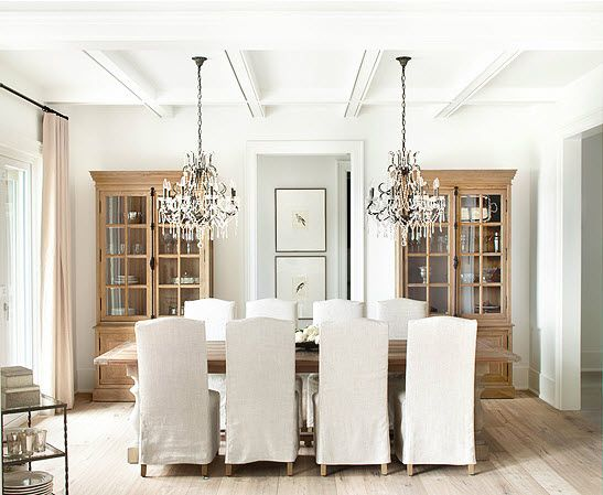 421 Best Dining Rooms Images On Pinterest