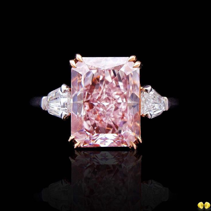 Yet another rare beauty from our exclusive selection of rare fancy color diamonds! A brilliant fancy purple pink diamond with the most balanced and flattering pink color  #NovelCollection #NovelCollectionAsia #NaturalNovel #FancyPinkDiamond #FancyBlueDiamond #FancyYellowDiamond #WhiteDiamond #Diamond #HighJewelry #JewelryOfInstagram #LooseDiamonds #Diamonds #FancyColorDiamond #BlueDiamond #YellowDiamond #PinkDiamond #DiamondsOfInstagram #HongKong #Shanghai #Seoul #Taipei #Tokyo #Singapore...