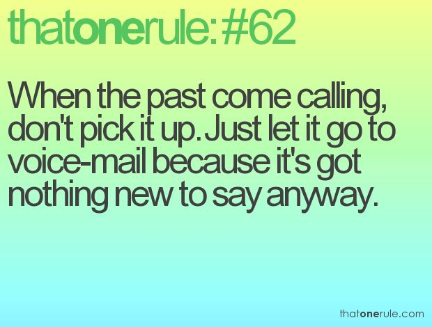 how true <3: Voicemail