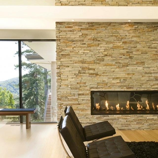 31 Best Basements Fireplaces Images On Pinterest