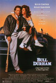 Bull Durham Full Movie Online. A fan who has an affair with one minor-league baseball player each season meets an up-and-coming pitcher and the experienced catcher assigned to him.