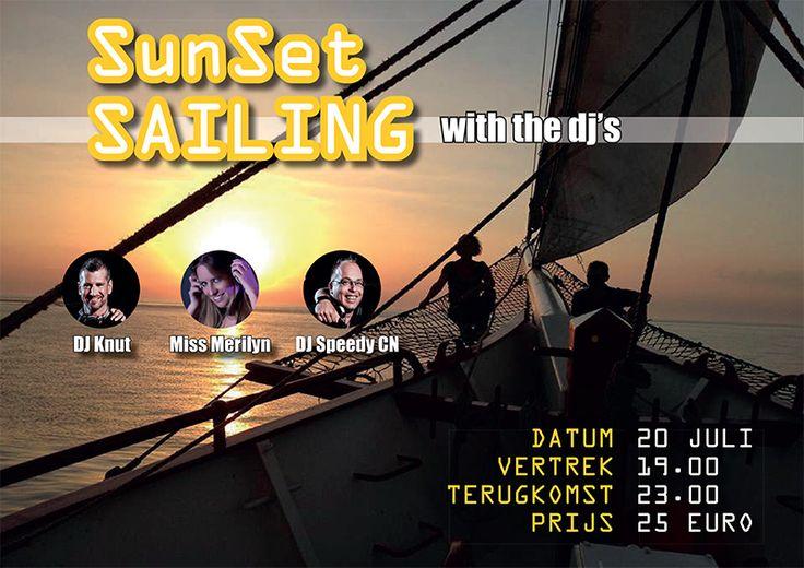 sunset sailing-20-juli-2014