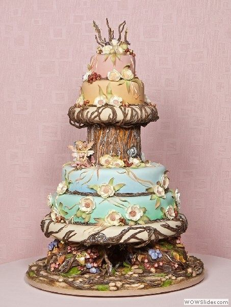 Cakes, Cakes, Cakes: Cakes Wedding Ideas, Fairy Cake, Amazing Cakes, Beautiful Cake, Wedding Cakes, Wedding Ideas Food, Awesome Cake, Cake Art