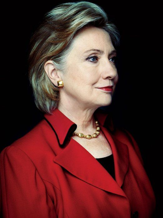 Hillary Clinton Photos: 17 Extraordinary Female Leaders, from Sheryl Sandberg to Hillary Clinton | Vanity Fair