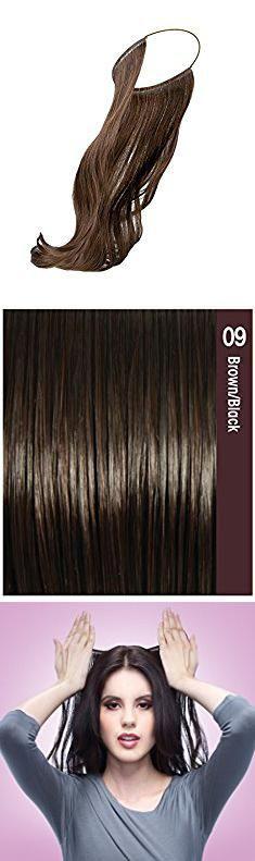 Daisy Fuentes Bags. Secret Extensions - Hair Extensions by Daisy Fuentes, Brown/Black.  #daisy #fuentes #bags #daisyfuentes #fuentesbags
