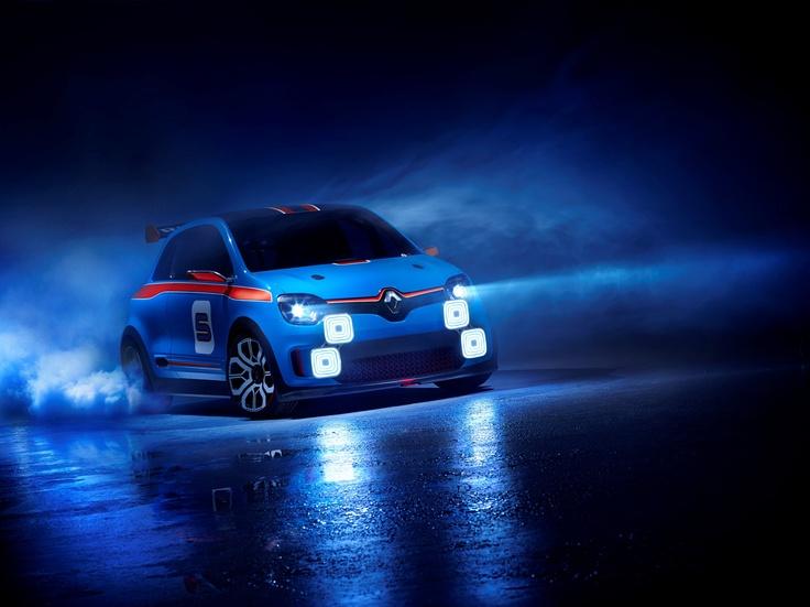 Renault Twin'run Concept.