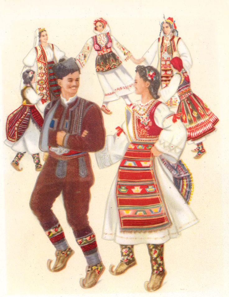 Serbian national dances
