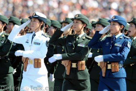 chinese military women images | Female Soldiers - People's Liberation Army (PLA)