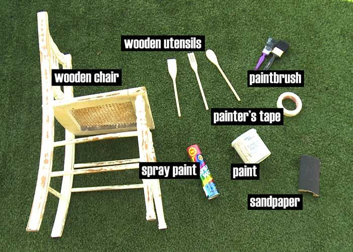 Bored of your naked, boring wooden furniture? Does the timber look not fit your style? Just paint it!