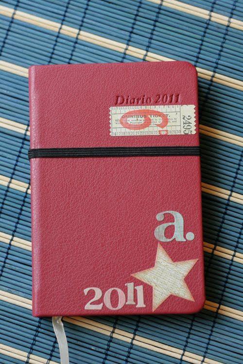 personalised diary | artsy ants