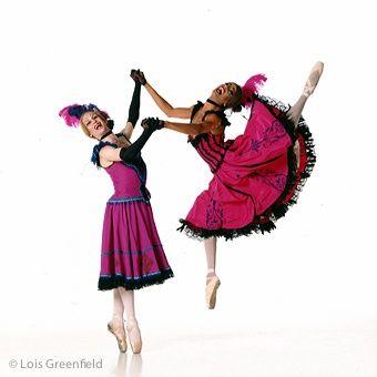 Via Lois Greenfield Photography : Dance Photography : Les Ballets Trockadero de Monte Carlo