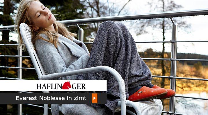So lässt sich der Herbst genießen! Den farbenfrohen Pantoffel von HAFLINGER für Damen findest Du unter: http://www.hausschuhexperte.de/HAFLINGER-Everest-Noblesse-zimt.html  #herbst #mode #style #hausschuhe #haflinger