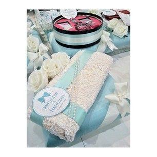 Tiffany Blue & White IV.