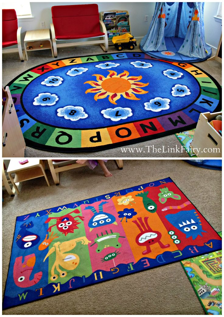 Carpets For Kids offers amazing rug options for any play room! #DIY  #carpetsforkids