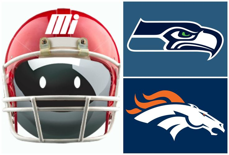Good luck to both teams today! Who are you pulling for? #SuperBowl2014