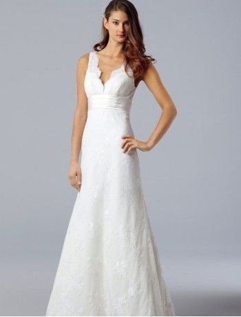 Google Image Result for http://www.rainingblossoms.com/499-1219-large/lace-v-neck-a-line-gown-with-empire-waistband-style.jpg