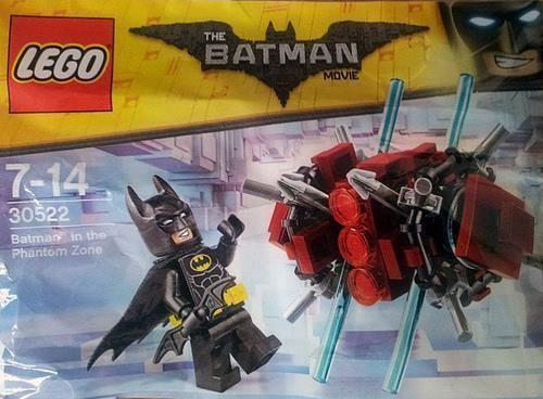 Lego 30522 Batman in the Phantom Zone!! New/Sealed!! 59pcs!! The Batman Movie!! #LEGO