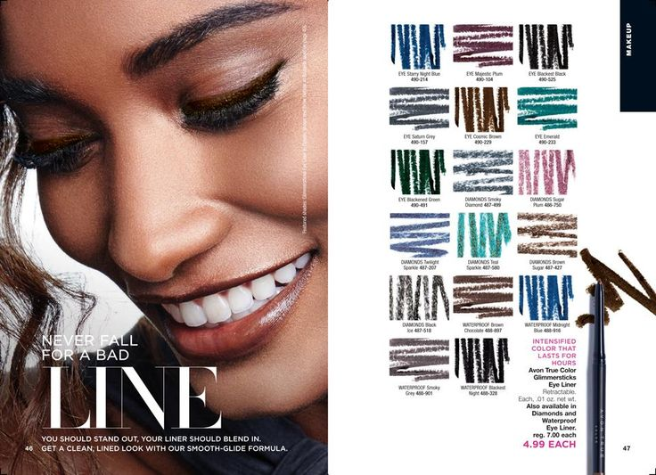 Avon True Color Glimmersticks Eye Liner Sale $4.99 - Shop Avon Makeup Sales Online