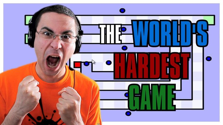 ΤΑ ΝΕΥΡΑ ΜΟΥ! (The World's Hardest Game)