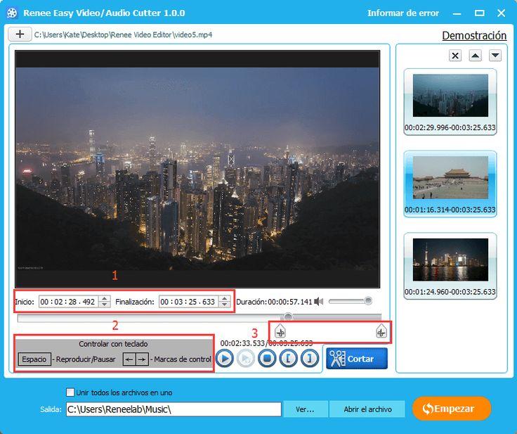 Con este programa para editar vídeos gratis-Renee Video Editor, puede añadir efectos que desea al vídeo para que sea más atractivo. ¡Diseñe su prppio vídeo! http://www.reneelab.es/programa-para-editar-videos-gratis-renee-video-editor.html