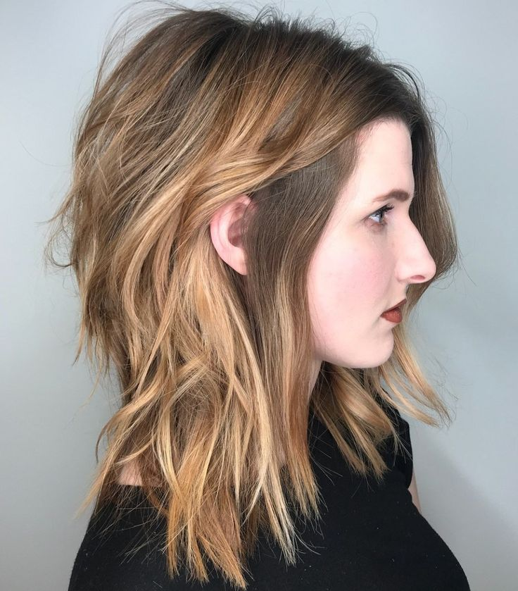 50 Latest Shag Haircut Variations Trendy in 2020   Long ...