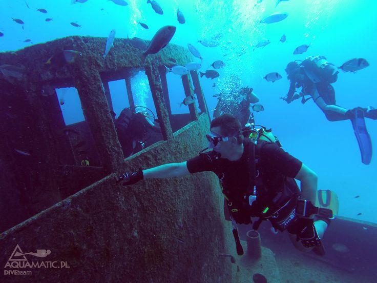 Nurkowanie wrakowe na Malcie - wyspa Gozo. Wyjazd nurkowy 12 dni - ponad 15 miejsc nurkowych!  http://www.aquamatic.pl/wyjazdy/malta