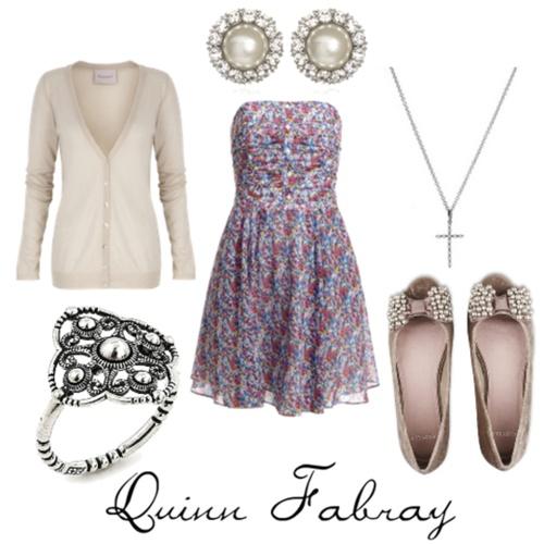 Quinn Fabray- Glee