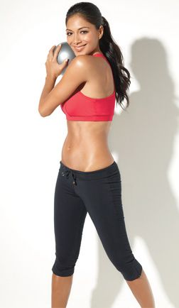 Nicole Scherzinger's Workout Playlist. Motivate me pleeeease!