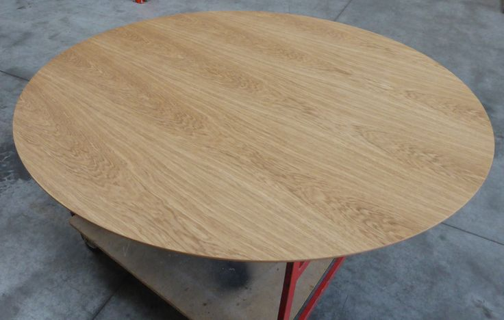 What about a refined wooden oak top?