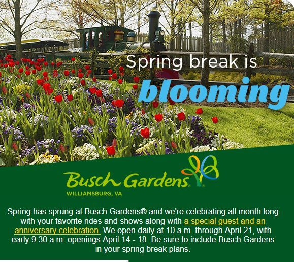 Busch gardens williamsburg deals great deals busch gardens fun card and preschool pass busch Busch gardens pass member benefits