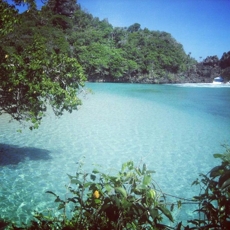 Sempu Island, East Java, #Indonesia - #SouthEast #Asia