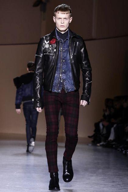 Diesel Black Gold Menswear Fall Winter 2015 Milan
