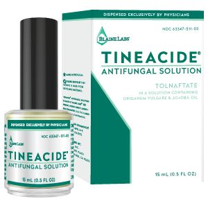 Richmond Foot and Ankle Clinic now offers Tineacide Antifungal Solution in office for $20.00 only ! It is an oil-based antifungal infu\sed with Tolnaftate (1%0 as well as Carvacrol, Safflower Oil, and Jojaba Oil. It is also effective in the treatment of the skin fungas that causes Onychomycosis, Tinea pedis, Tinea cruris, and Tinea corporis. lastly it applies clear for a less-noticeable treatment with an easy-to-use brush applicator. You can contact Richmond Foot and Ankle Clinic We are more…