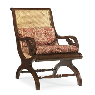 Lauren Home - Clay Hill Plantation Chair - LaurenHome.com