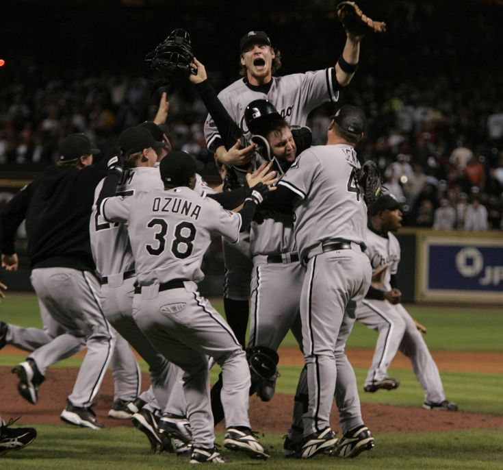 2005 World Series Champions