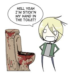 Silent Hill - The Toilet