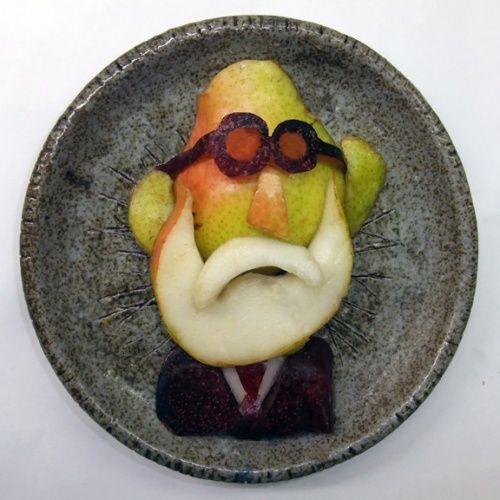 Забавная еда или креатив застолом