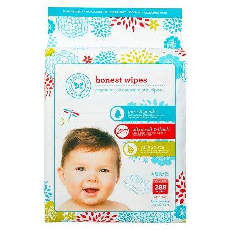 Honest Wipes - 288 Count