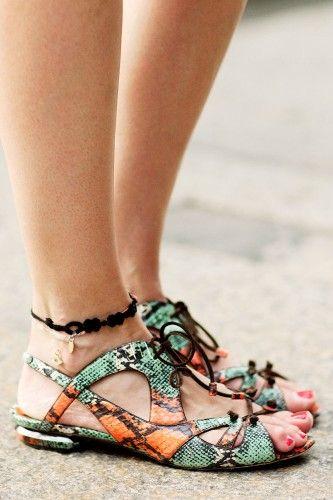 Nicholas Kirkwood -- Serious shoe envy.