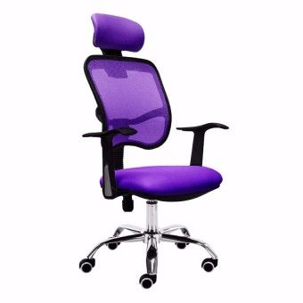 Check Price Ergonomic High Back Mesh Swivel Office Chair (Purple)Order in good conditions Ergonomic High Back Mesh Swivel Office Chair (Purple) ADD TO CART OE702HLCCXWXANMY-2865642 Furniture & Decor Furniture Home Office Furniture OEM Ergonomic High Back Mesh Swivel Office Chair (Purple)