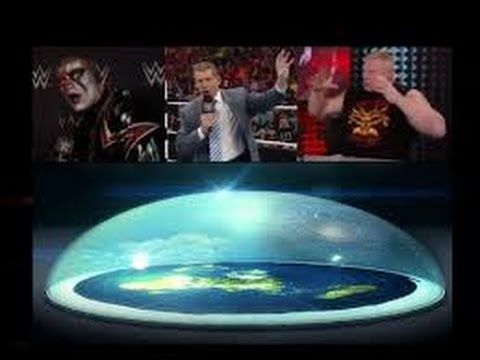 WWE Owner Vince McMahon Knows The Earth Is Flat
