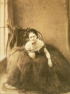 Virginia Oldoini, Countess di Castiglione (22 March 1837 – 28 November 1899), better known as La Castiglione, was an Italian courtesan who achieved notoriety as a mistress of Emperor Napoleon III of France. She was also a significant figure in the early history of photography.
